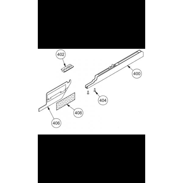 Доводчик системы MORELLI SWING DOORCLOSER