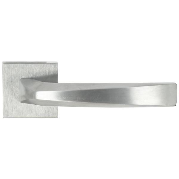 Дверная ручка Extreza Hi-Tech Elio (Элио) 109 R11 матовый хром F05
